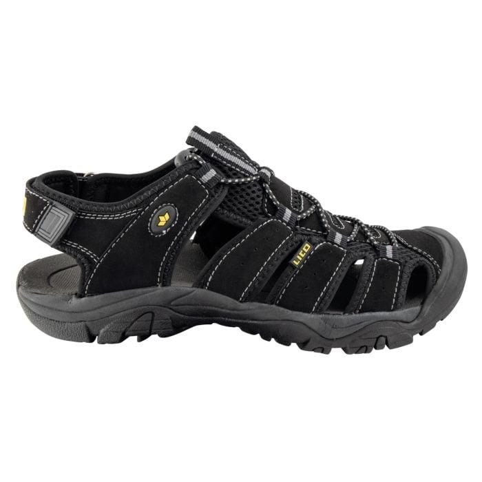 Trekking Sandale schwarz unisex
