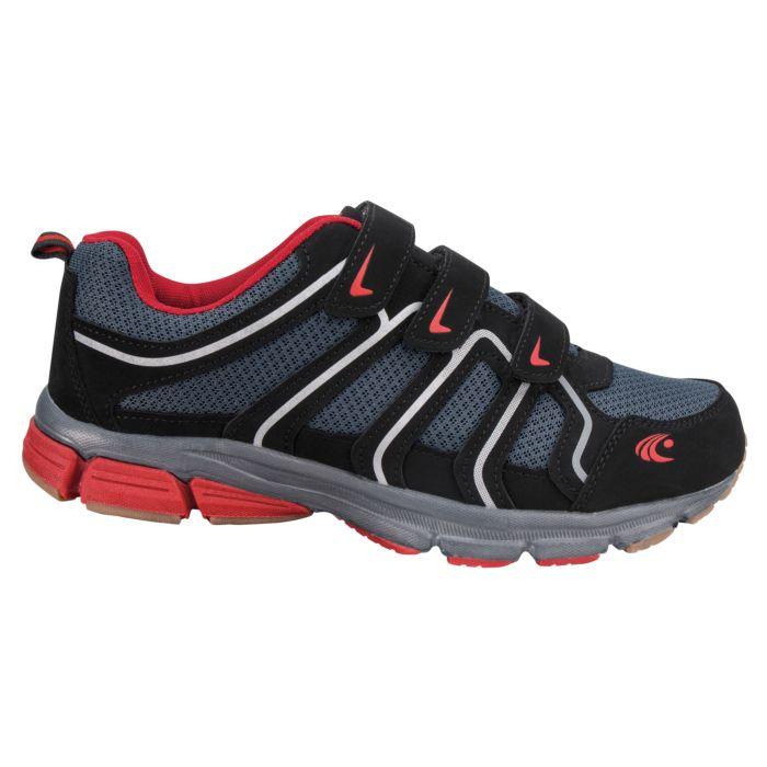 Komfortabler Lauf- und Wanderschuh für Damen und Herren
