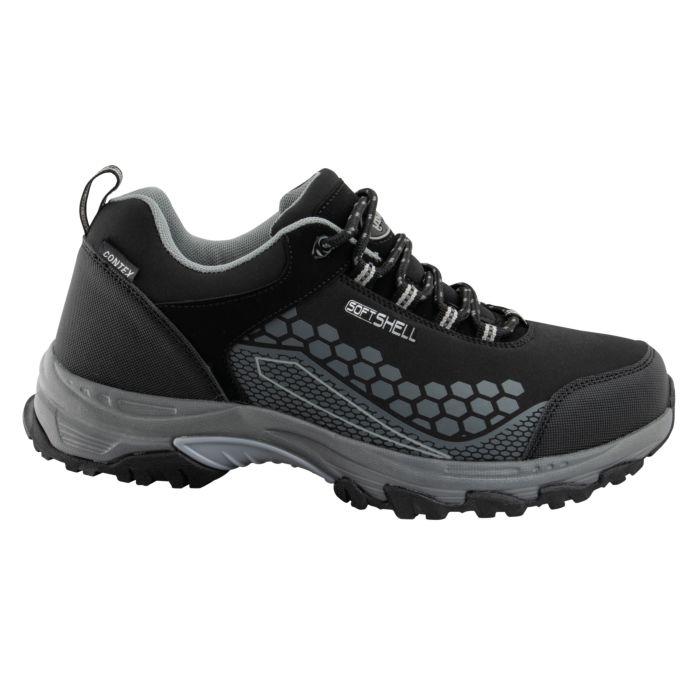 Chaussure de marche et de randonnée en Softshell unisexe