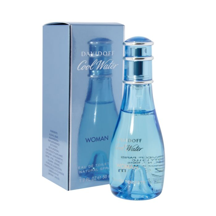 Davidoff Cool Water Woman 50 ml