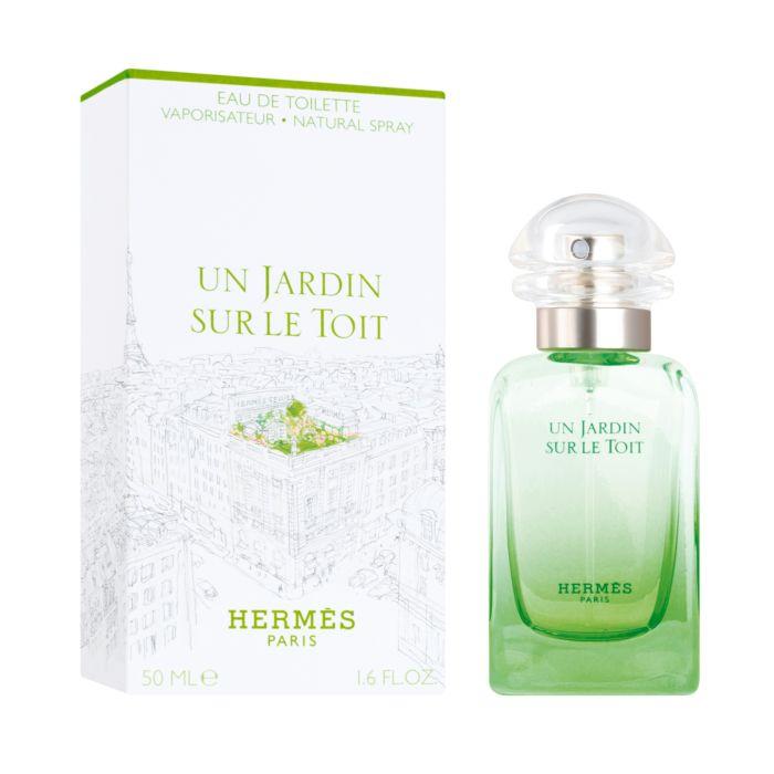 Hermes Jardin sur le Toit EdT Vapo, 50 ml
