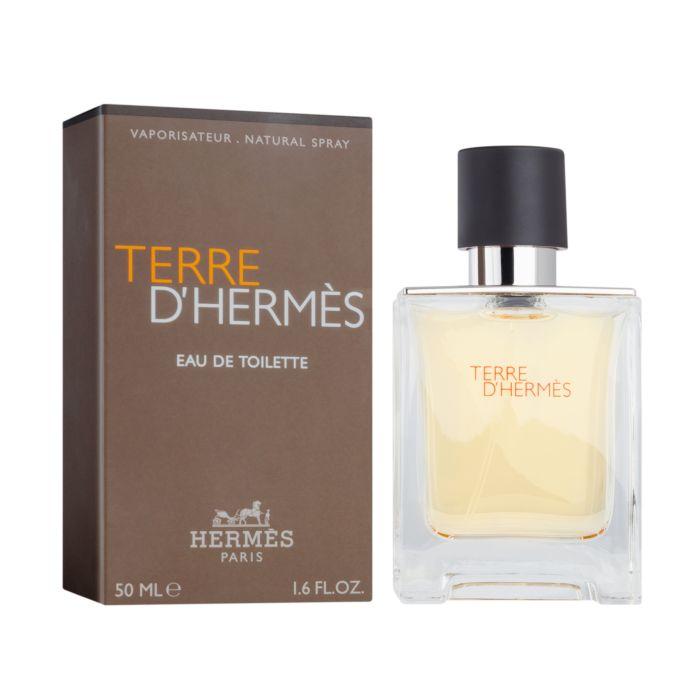 Hermes Terre d'Hermes EdT Vapo, 50 ml