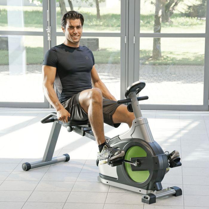Sitz-Heimtrainer Recumbent Bike AR023