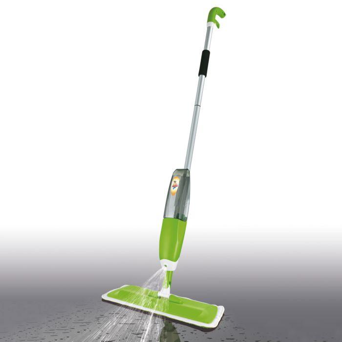 Spray-mop panosse vaporisateur sans seau