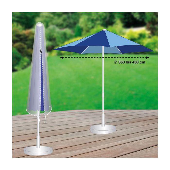 Housse de protection pour parasol excentré Ø 3.5-4.5 m