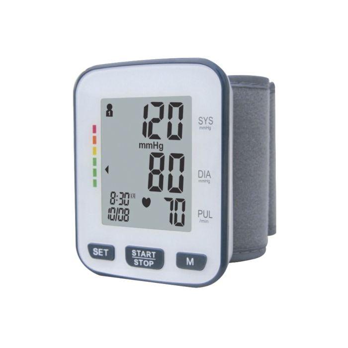 Tensiomètre / pulsomètre pour le poignet