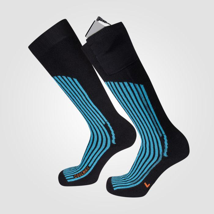 Beheizbare schnelltrocknende Socken