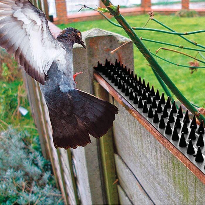 Vogel- und Taubenabwehr 10er Set