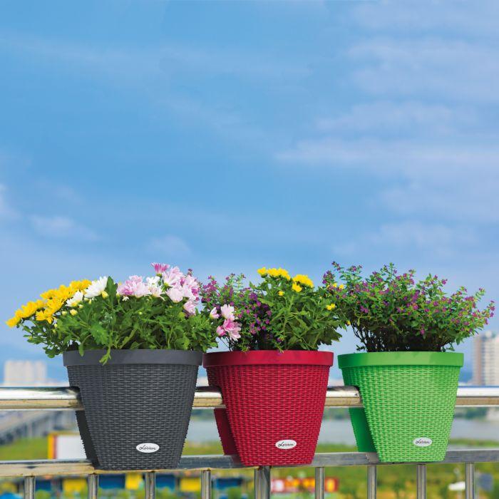 Pflanzentopf für Balkongeländer