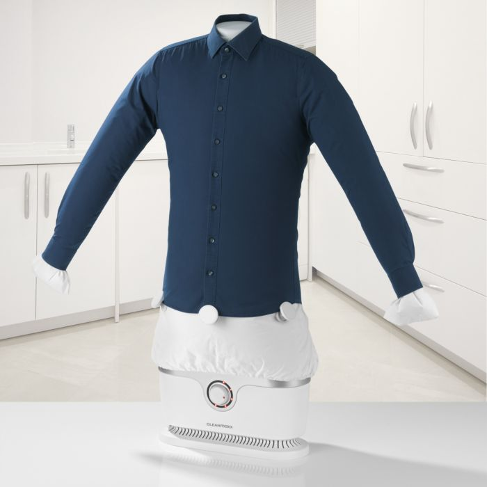 Repasse & sèche chemises Easymaxx, aussi pour blouses