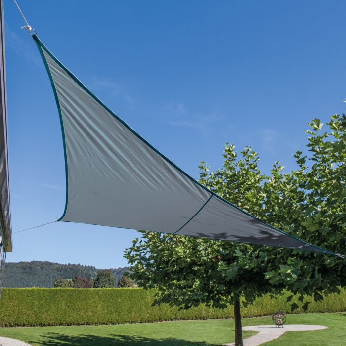 Voile d'ombrage trianglaire