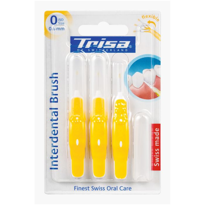 Interdental Brush Trisa 0.6 mm