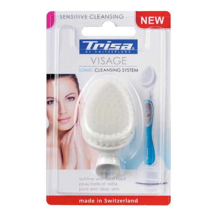 Trisa Ersatzbürste Visage Sensitive Cleansing