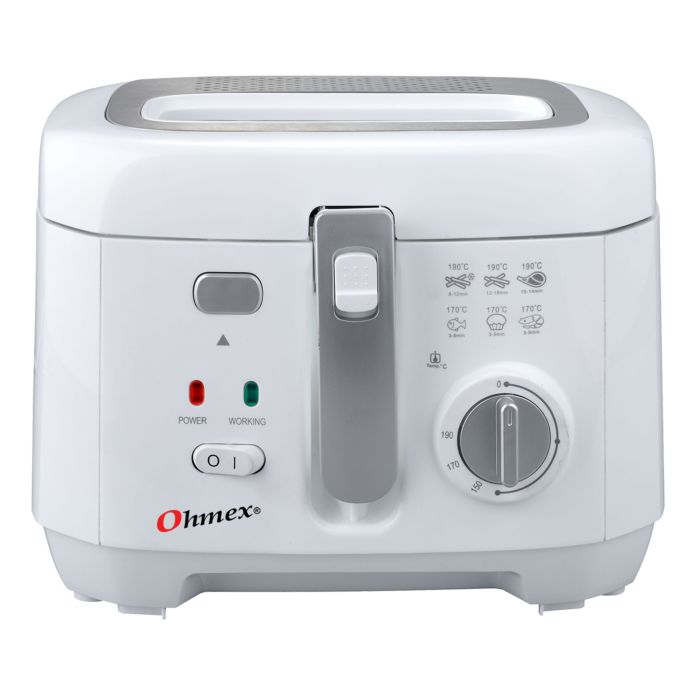 Ohmex Fritteuse 2.5 Liter