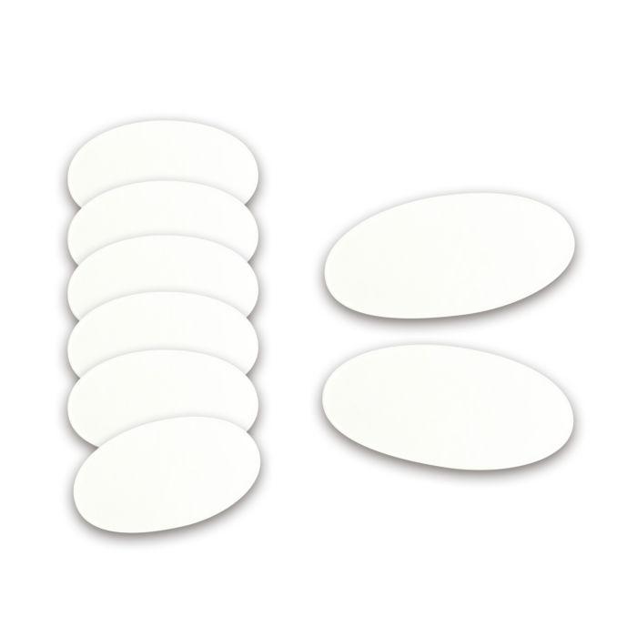 8 électrodes de remplacement pour Gymform Six Pack