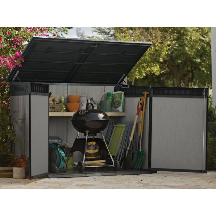 Keter ⋆ coffre de jardin & bahut ⋆ armoire de jardin ...