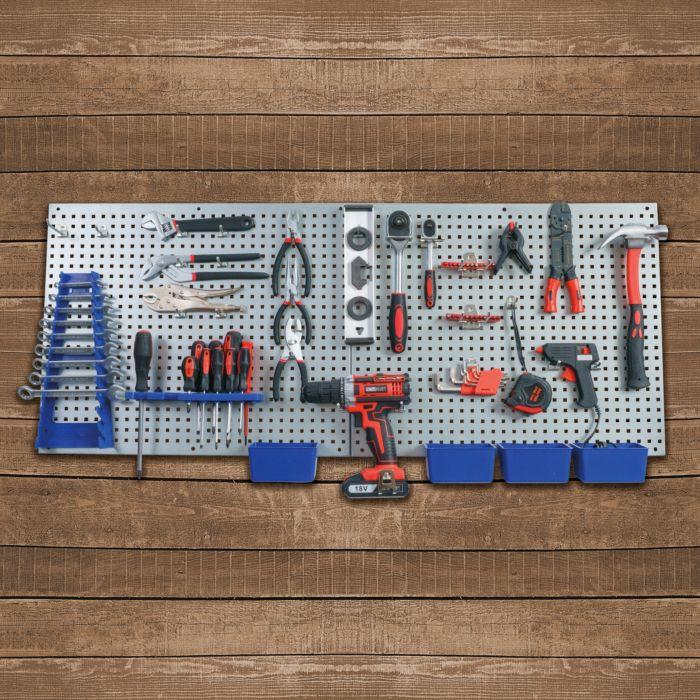 Werkzeug-Aufbewahrungsboard inkl. Ordnungssystem