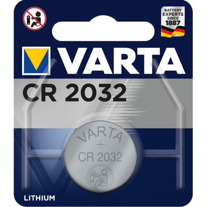 Batterie CR2032, 1 Stück