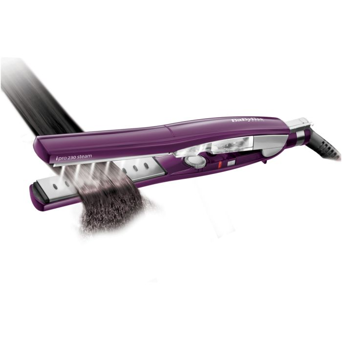 BaByliss Dampf-Haarglätter I PRO 230 Steam