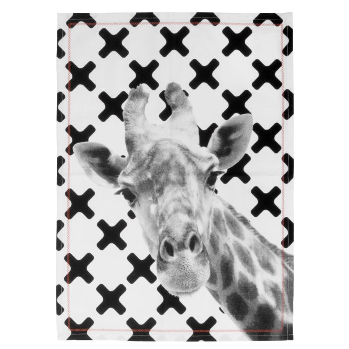 Küchentuch Giraffe