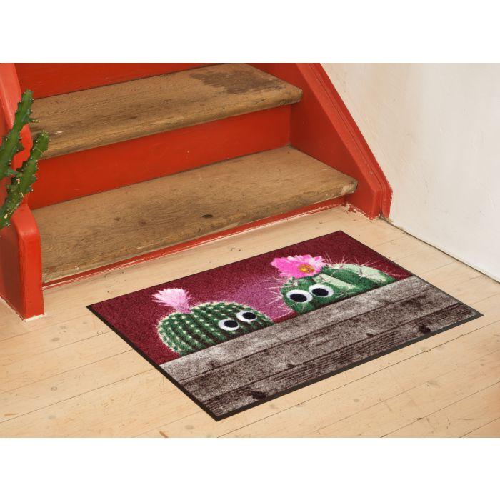 Türmatte Kaktus rosa