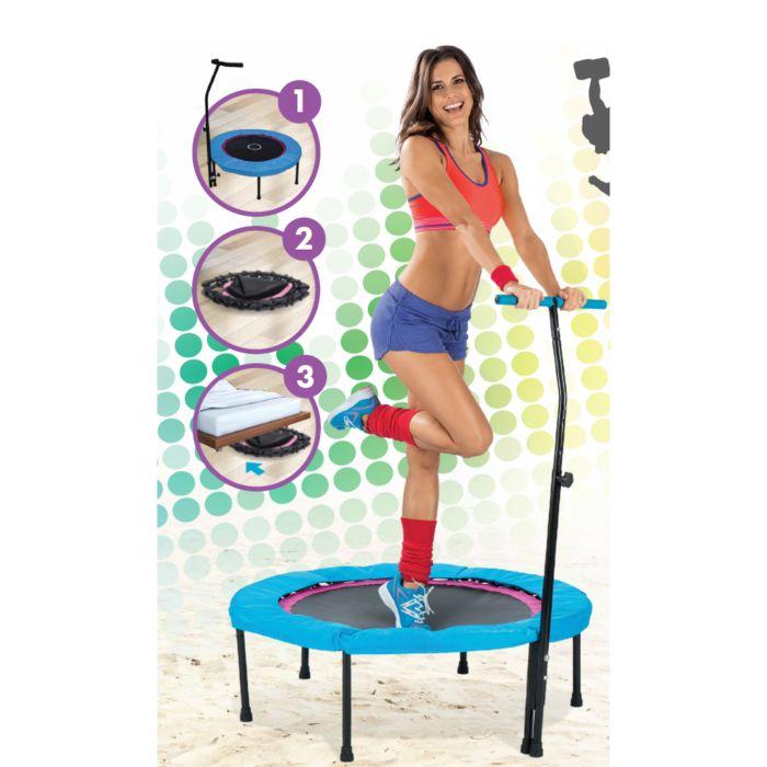 Miami Life Fitness-Trampolin Deluxe