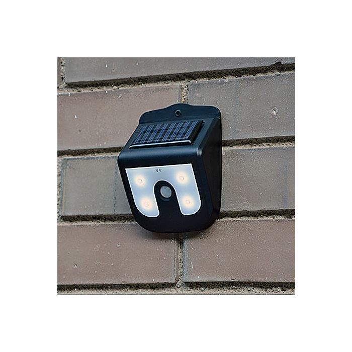 Lampe solaire Vigilamp Solar avec détecteur de mouvement