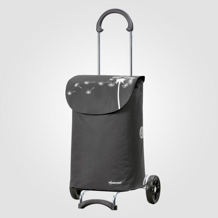 Einkaufstrolley Scala Shopper Hera grau 36 L