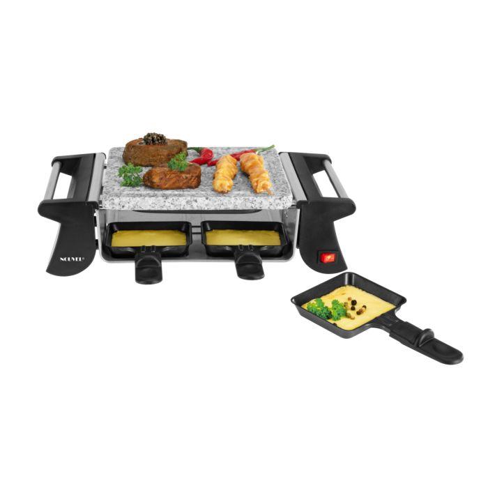 "Raclette-Gerät ""4GRILL"", 10-teilig"