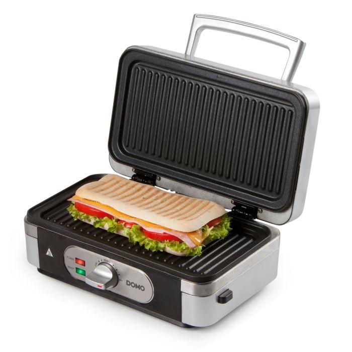 Appareil à sandwich Domo 3-en-1
