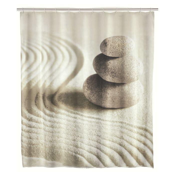 Duschvorhang Sand & Stone