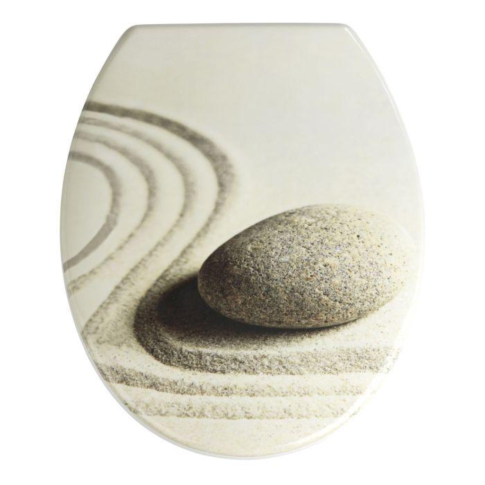WC-Sitz Sand & Stone Duroplast
