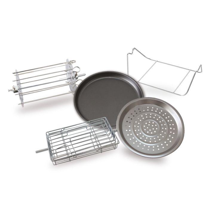 5 accessoires pour Nutri Health Fryer