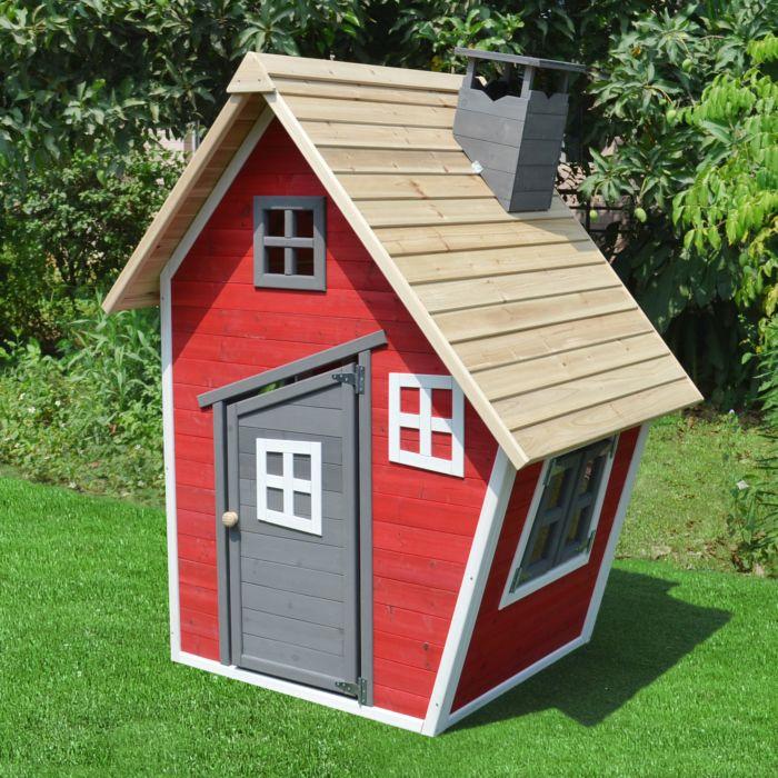 Holz-Spielhaus Gretel