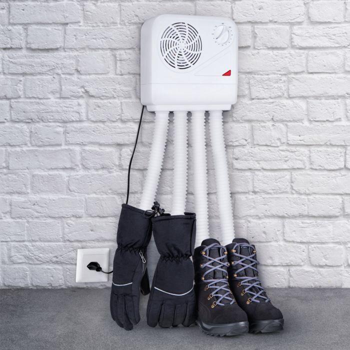 Elektrischer Schuhtrockner 350W, für 2 paar Schuhe