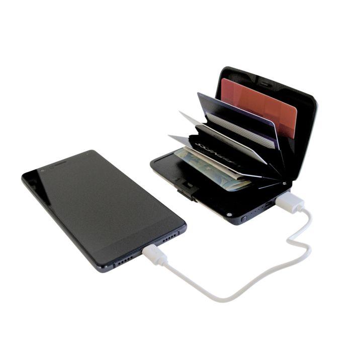 CardGuard Power Wallet