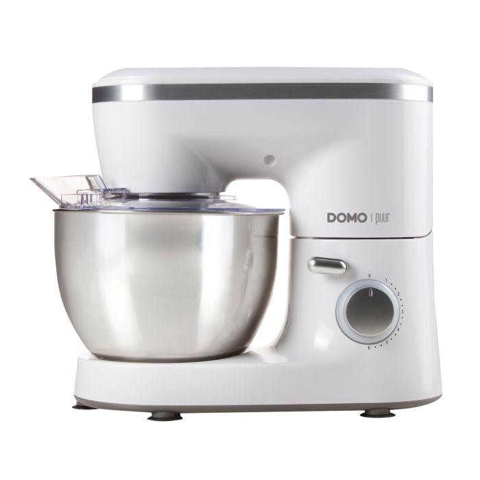 Domo Küchenmaschine weiss, 700W