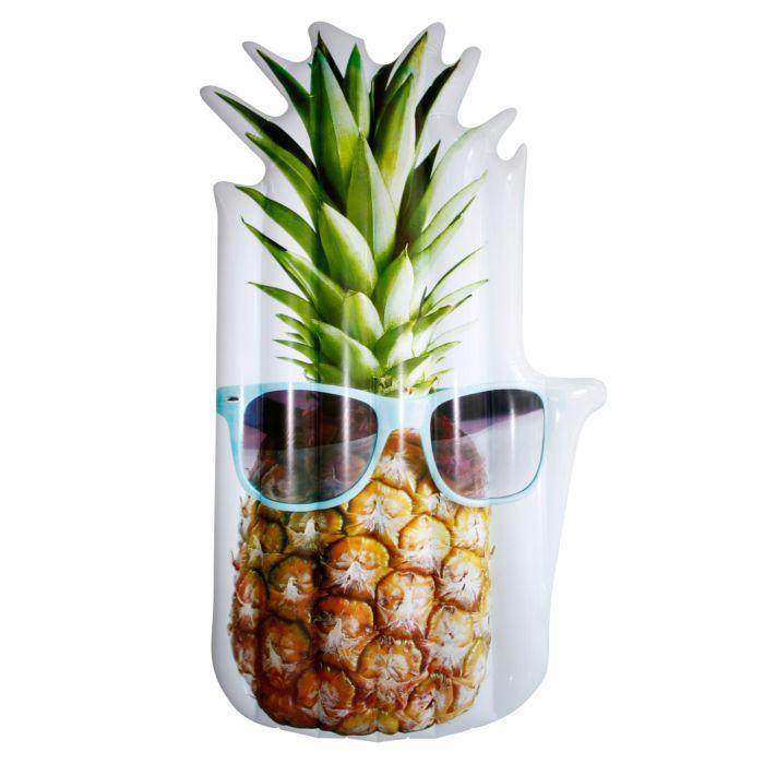 Matelas pneumatique Ananas Cool