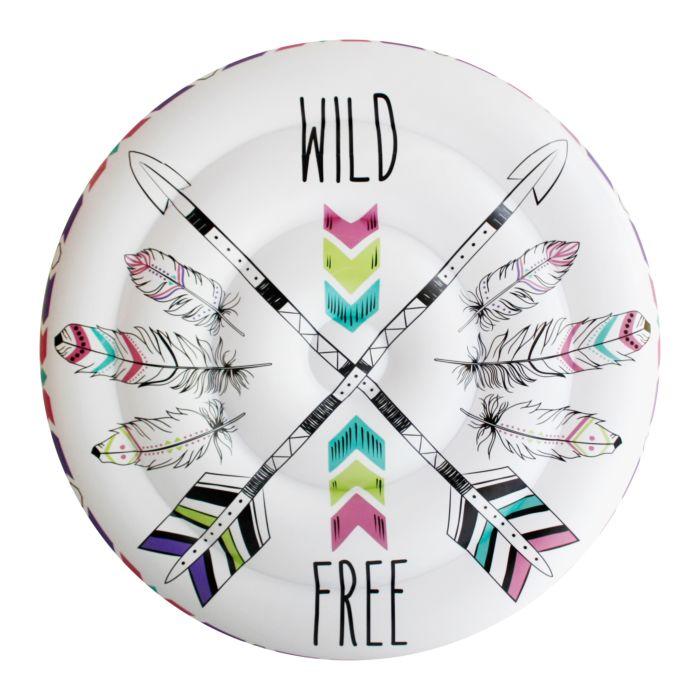 Badeinsel Wild & Free Boho