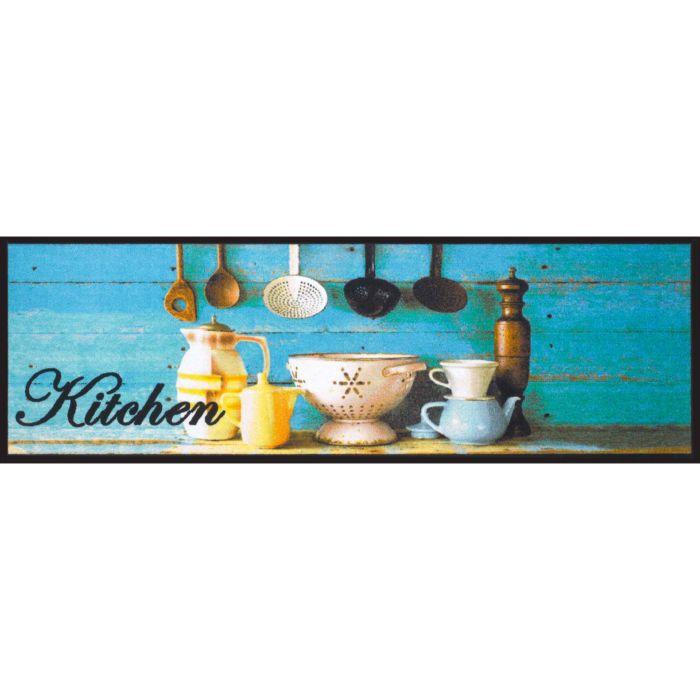 Teppichläufer Küchen-Deko 150x50cm