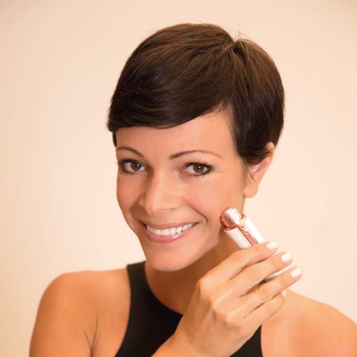 Epilateur pour le visage Roxy Pocket Shaver DELUXE