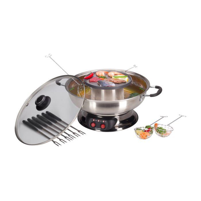 Gourmet Pot Nouvel, 16 éléments