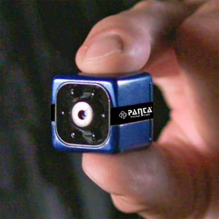 Panta Pocket Cam Mini-Kamera