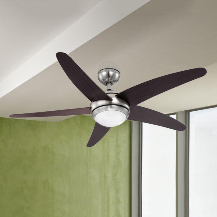 Ventilateur de plafond avec éclairage
