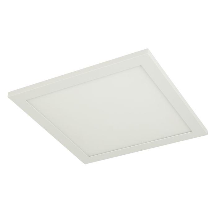 Plafonnier LED, 30x30 cm