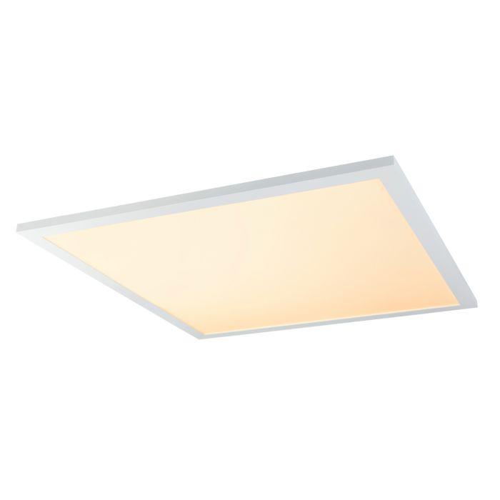 Plafonnier LED, 62x62 cm