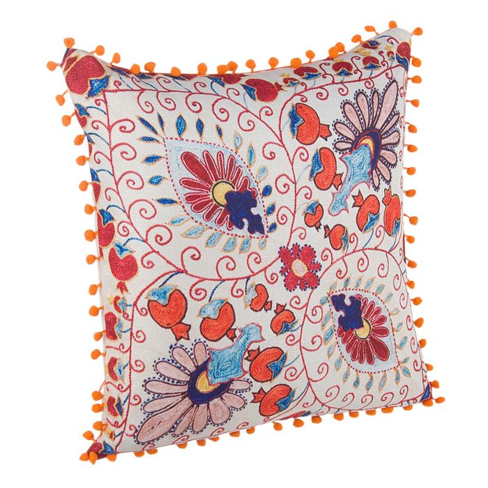 Coussin Cortino, multicolore