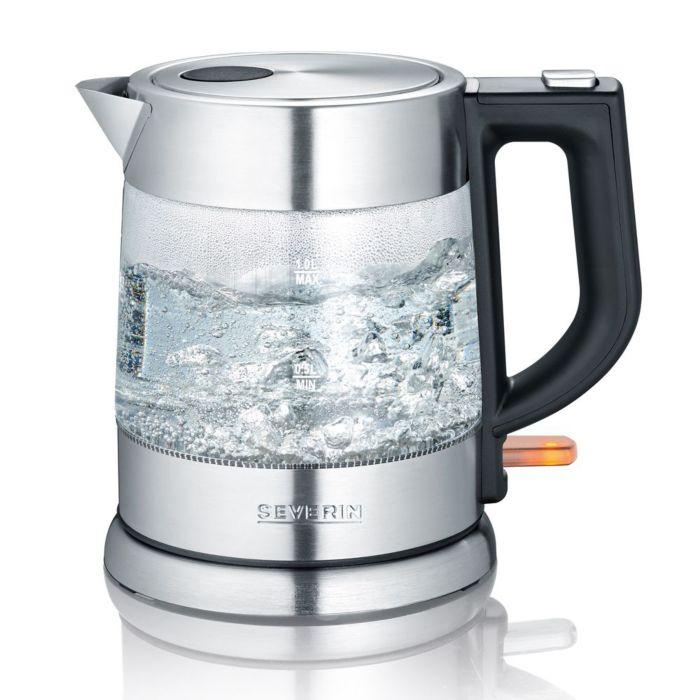 Severin Glaswasserkocher 1L