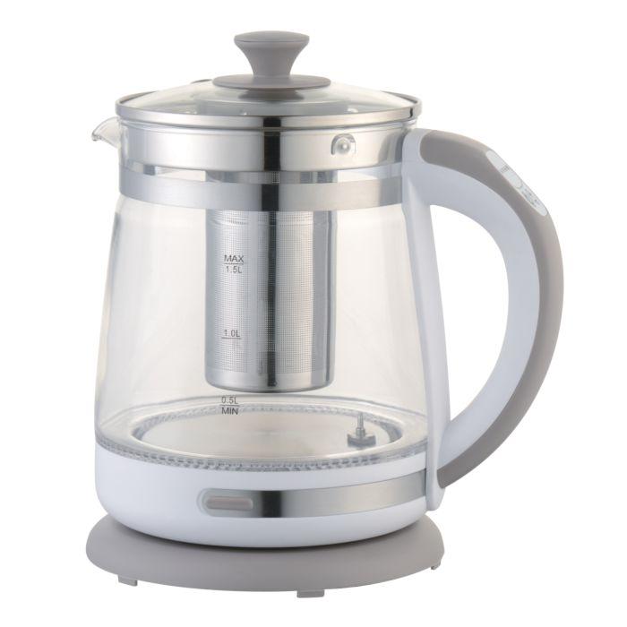 Ohmex Wasserkocher mit Teeeinsatz