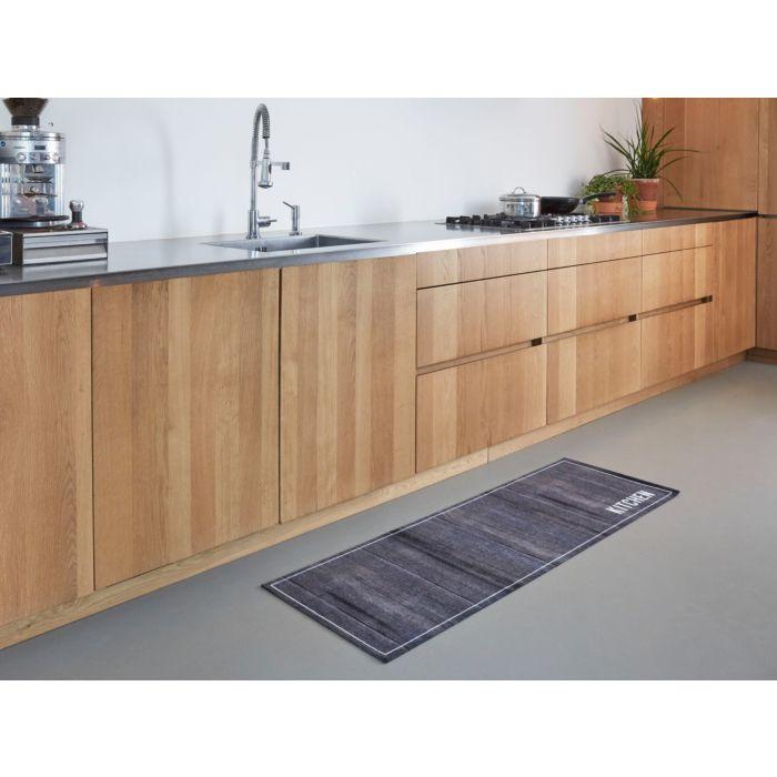 Läufer Kitchen Wood 150x50cm